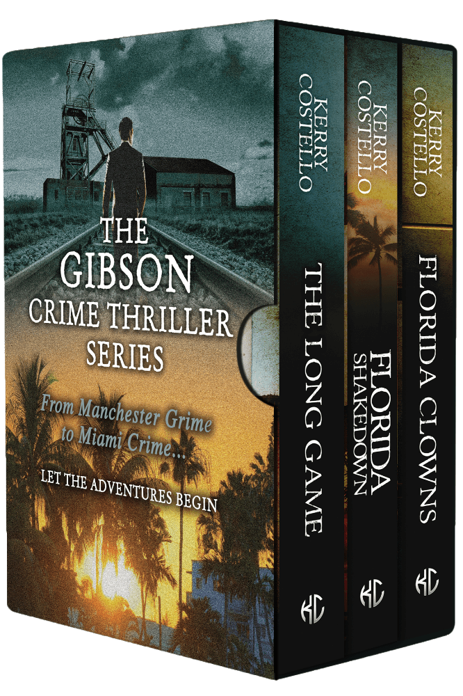 gibson crime thriller angle